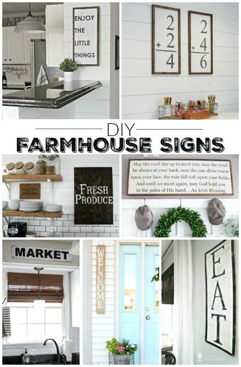 diy home decor signs 1000 images about signs on pinterest wooden signs