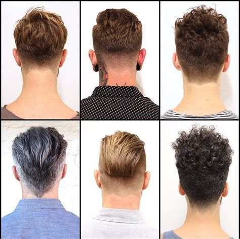 different haircut numbers and hair clipper sizes