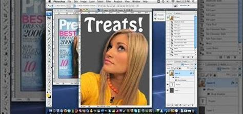 design a magazine cover in photoshop how to create a magazine cover in photoshop 171 photoshop