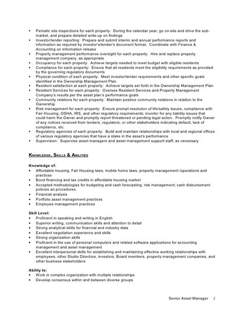 Investment Manager Description by Arman Info
