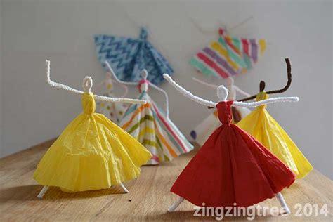 Wonderful Making My Own Christmas Cards #7: Dancing-Pipe-Cleaner-Princesses-1.jpg