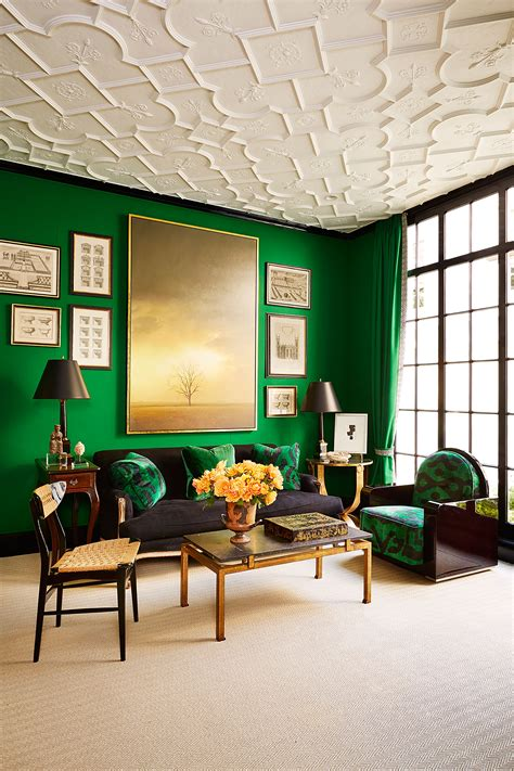 decorate  velvet architectural digest