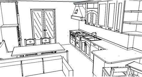 disegno di una cucina disegno di una cucina finest elementi di disegno della