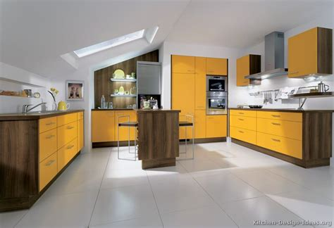 yellow modern kitchen pictures of modern yellow kitchens gallery design ideas