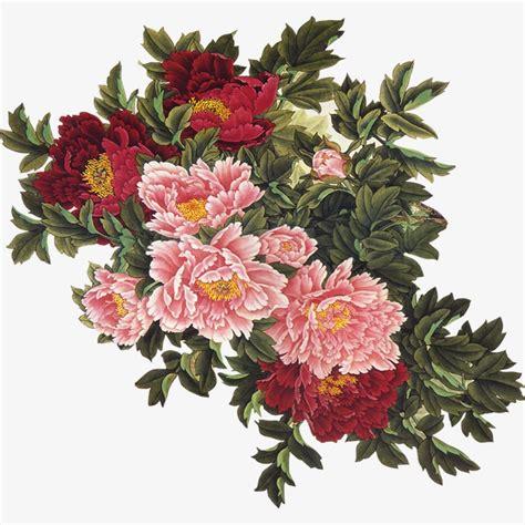 Vintage Flower Clip Free
