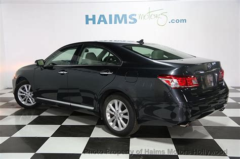lexus sedan 2011 2011 used lexus es 350 4dr sedan at haims motors ft