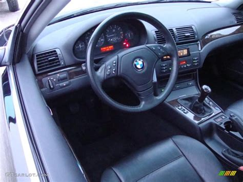 black interior 2000 bmw 3 series 328i coupe photo