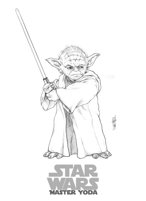 printable coloring pages of yoda yoda coloring page coloring pages star wars birthday