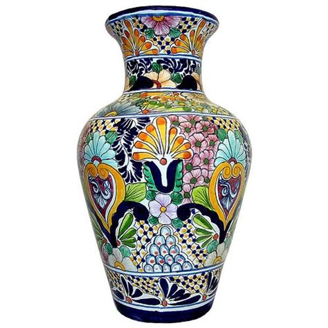 Talavera Vases by Talavera Jars Vases Collection Talavera Vase Tgj440