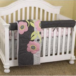 Poppy Crib Bedding by Poppy And Grey Bedding