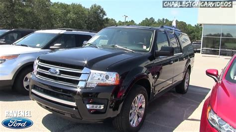 2017 Ford Expedition Review by 2017 Ford Expedition El Limited Walkaround Review For