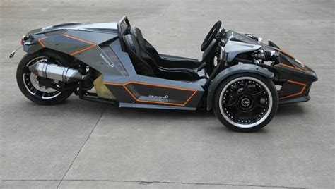 trike and products on
