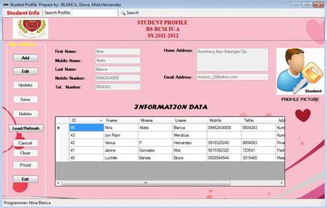 application design vb source code web zone sle of visual basic application