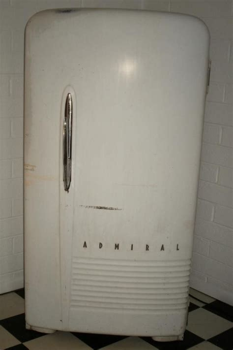 vintage refrigerators  sale vintage admiral