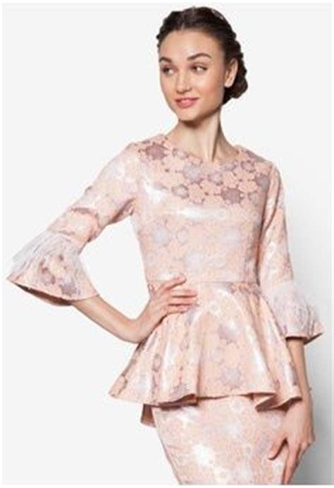 Pakaian Murah Top Black Brocad Ft Blouse Wanita Spandek Hitam 1105 best images about kebaya baju kurung on