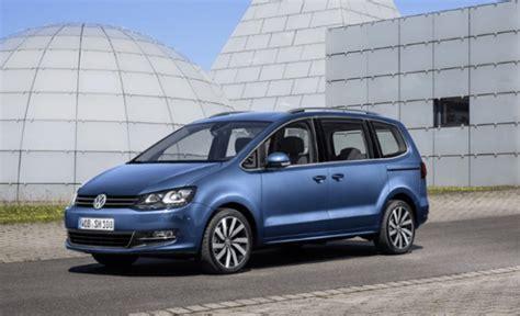 2020 Volkswagen Lineup by 2020 Vw Sharan Redesign Engine Price 2019 2020 Best
