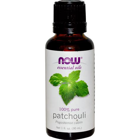 Patchouli 5 Ml Yl Essential now foods essential oils patchouli 1 fl oz 30 ml iherb