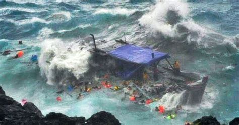 refugee boat crash those who can see there s something about teutonics