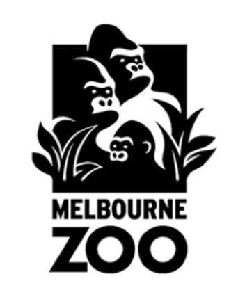 make moe design zoo logo melbourne zoo people choice awards brent masters