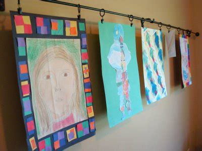 how to display art prints creative confidence display and honor the power of play