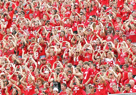 Ohio State Football Student Section by Ohio State S Block O Seeks To Rip Chant List The