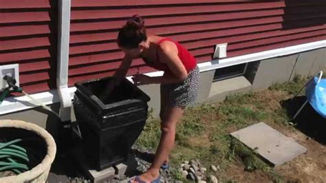 backyard drinking fountain backyard drinking fountain youtube gogo papa