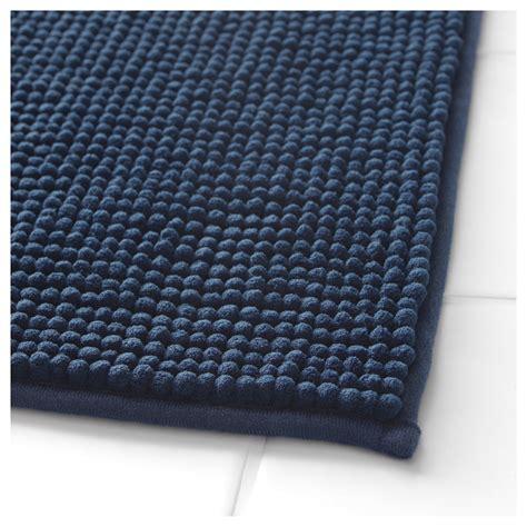 ikea bathroom mat toftbo bath mat dark blue 60x90 cm ikea