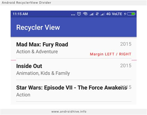 linearlayoutmanager wrap content android working with recyclerview