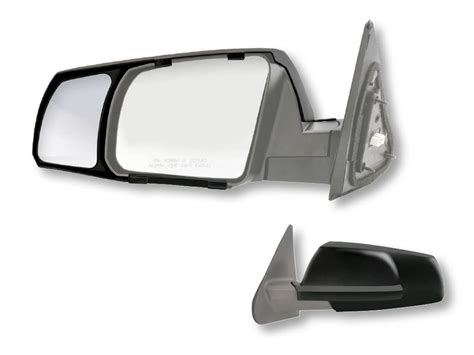 Toyota Tundra Tow Mirrors Toyota Tundra 2007 2016 Snap On Towing Mirrors K Source