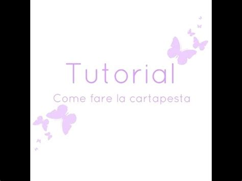 Come Si Fa La Cartapesta by Preparare La Cartapesta Doovi