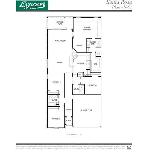 lovely express homes floor plans new home plans design