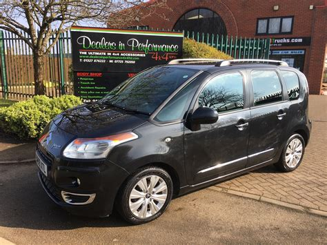 Sold Citroen C3 Picasso 1 6 Hdi Exclusive Long Buckby