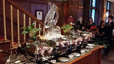 Wisconsin Room Kohler by Seafood Buffet Sculpture Picture Of Wisconsin Room