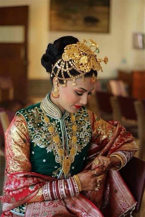 Wedding Attires For by Wedding Attires For Nepalese Brides Nepal