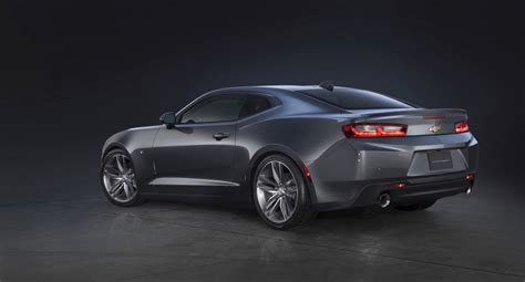 chevrolete camaro 2016 chevrolet camaro gm authority
