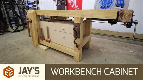 workbench tool cabinet  youtube