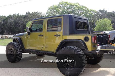 jeep jku truck conversion a cheap truck conversion jk only