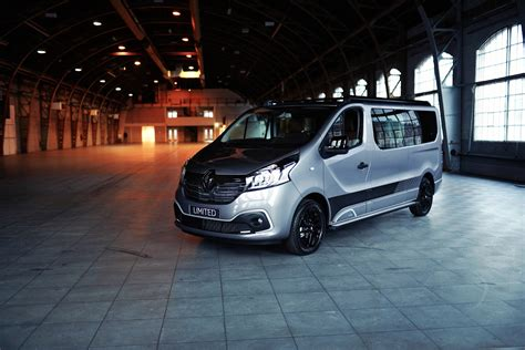 2019 renault trafic renault trafic quot limited quot x82 2019