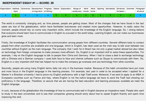 Imsa Application Essays by Whats The Highest Score On Sat Essay