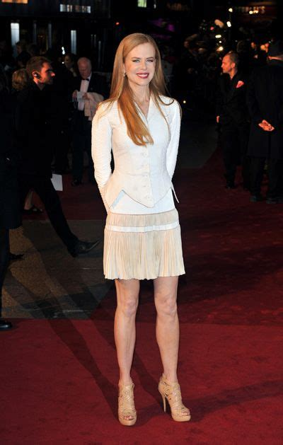 Kidman Not Hollyscoop by Showing Legs Kidman Pictures