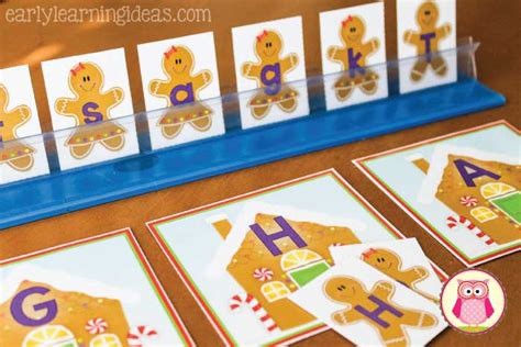 download youtube gingerbread gingerbread alphabet activity free printable early