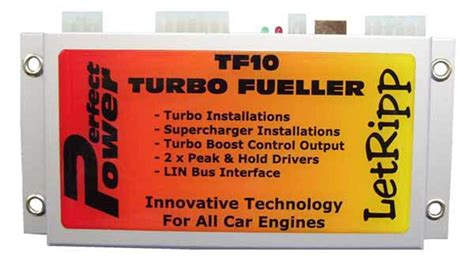 Turbox Ecu Piggyback Fortuner Vrz power tf10 kit piggyback ecu turbo fueler driven performance