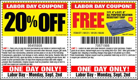 harbor freight floor fans harbor freight coupon codes april 2015