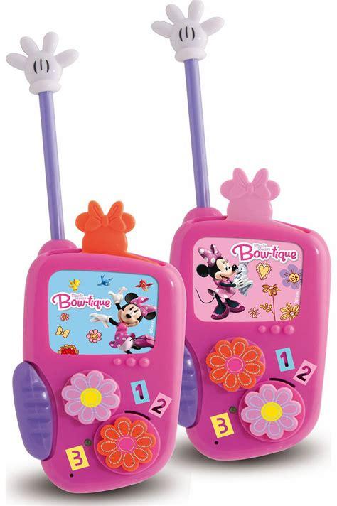 walkie talkie minnie mickey walkie talkies