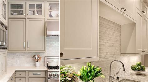 what is the area above kitchen cabinets called 9 essential kitchen cabinet types fitzgerald kitchens
