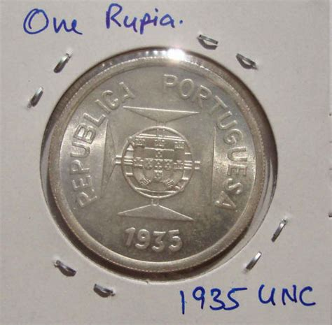 1 silver coin price in india portuguese india indian coins