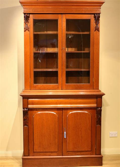 19th century australian cedar bookcase the merchant of welby