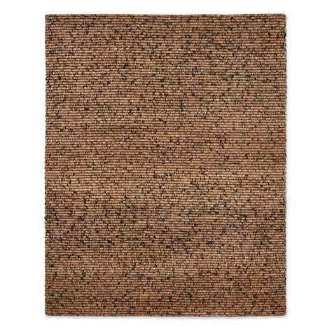 williams sonoma rugs abaca rug brown black williams sonoma