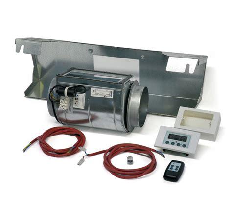 ventilazione forzata camino kit ventilazione focolari la nordica extraflame