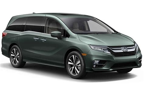 Awd Honda Odyssey by 2019 Honda Odyssey Awd Review Release Date Price New